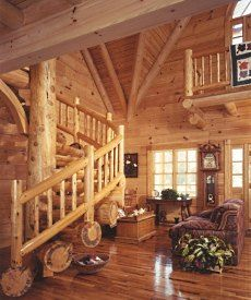#DreamHome Log Homes Video 2 | House Plans and More http://http://www.staged.com/learn/catman