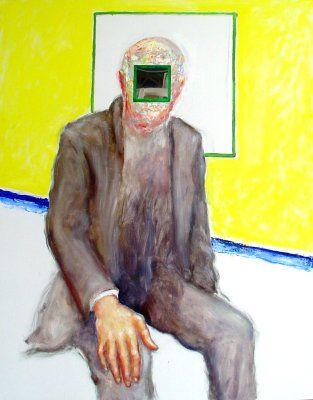 Introspection (2002) Roger Raveel