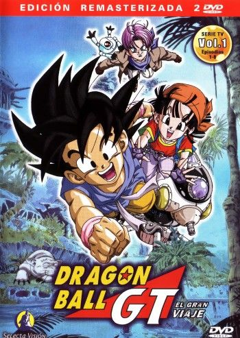 Dragon ball gt latino - 4 10