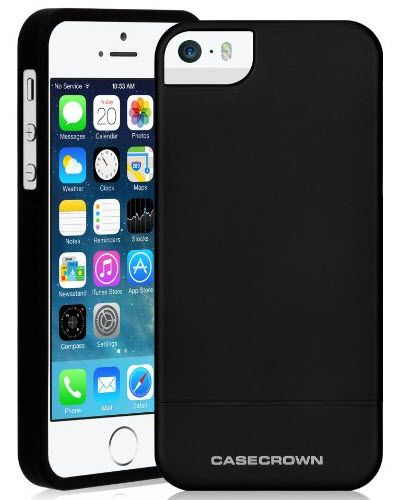 CaseCrown Lux Glider Case http://www.itouchapps.net/top-20-iphone-5s-cases-on-amazon