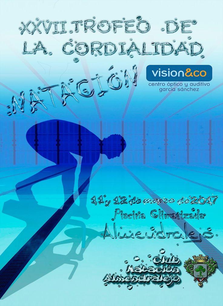 El Club Natación Moralo participará en el XXVIII Trofeo de la Cordialidad de Natación