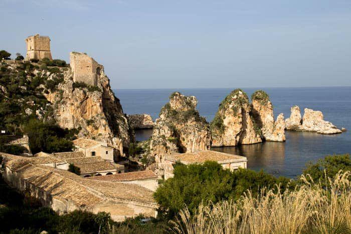 Tonnara di Scopello, Sicily, Italy