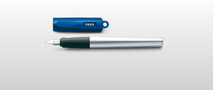 LAMY nexx blue Fountain pen