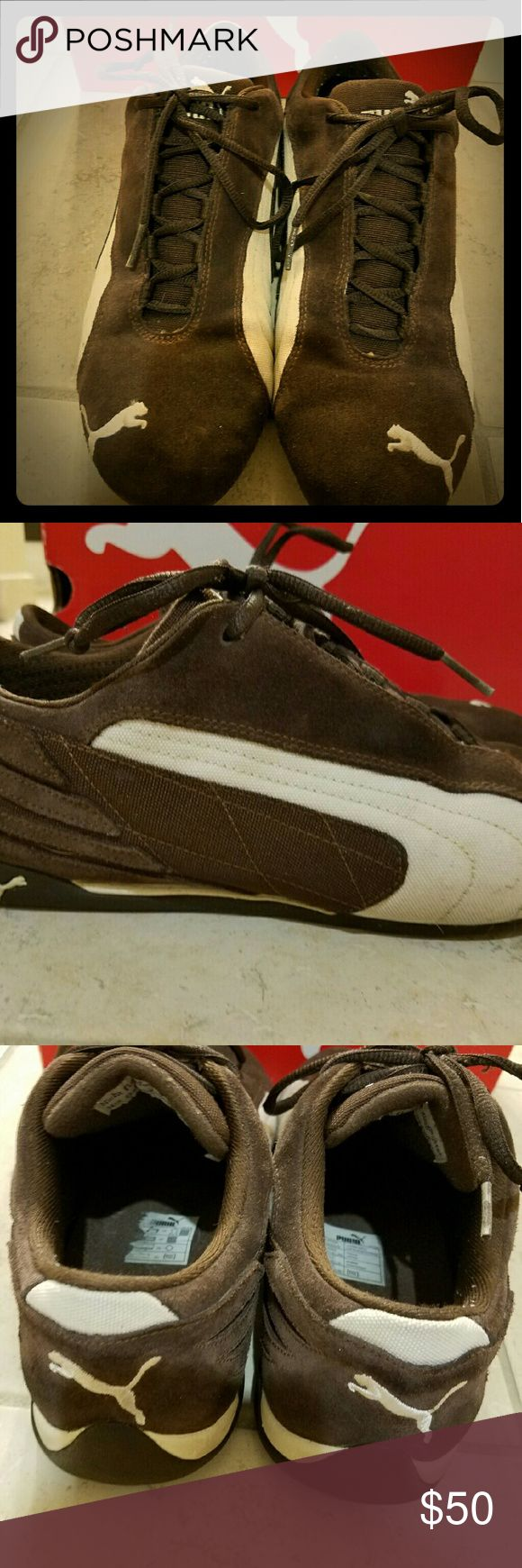 Ripli cat low Pumas Original speed cat low Pumas. extremely comfortable high quality suede. Previously slightly worn. Puma Shoes Sneakers
