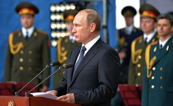 At ARMY-2015, Putin says Russia's nuclear forces will receive 40 new nuclear inter continental ballistic missiles (ICBMs). http://www.visiontimes.com/2016/03/07/russia-and-putins-new-world-order.html