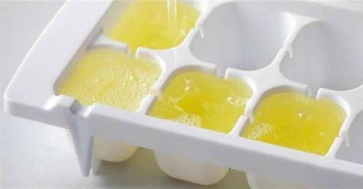 Ces glaçons au gingembre et ananas éliminent jusqu'à 5 kilos par mois