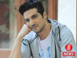 Zayed Khan debuts on Twitter