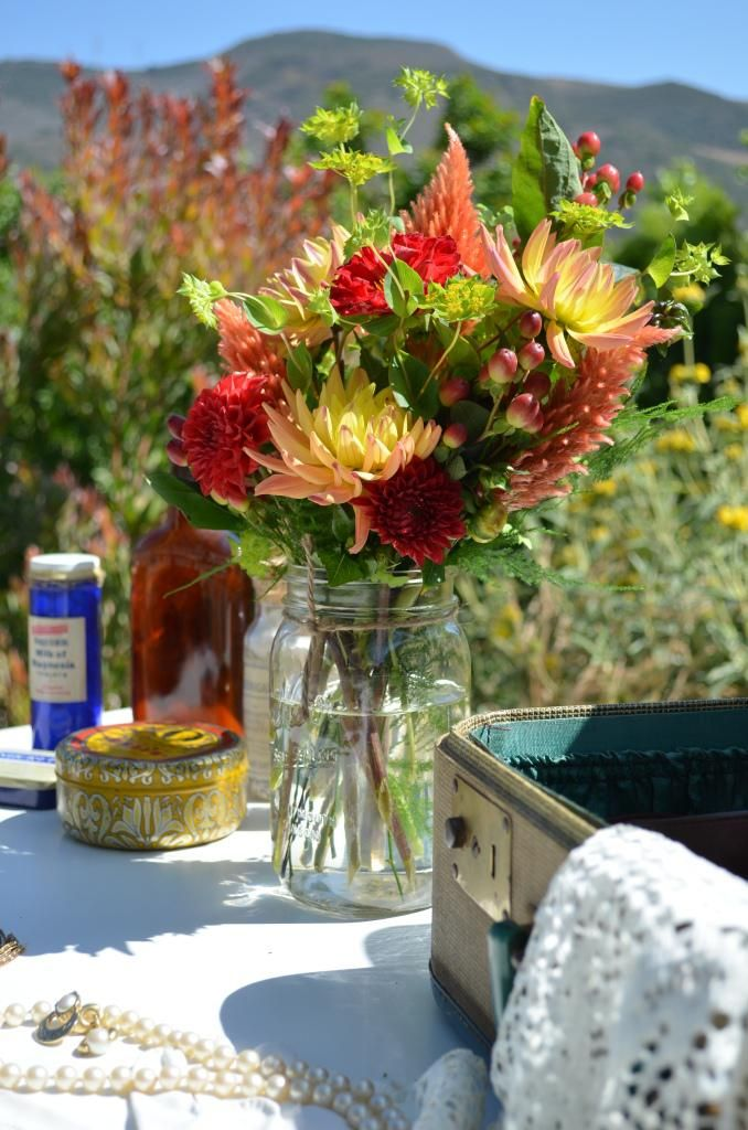 Casi Cielo Events And Flowers Featured Weddings Mason Jar