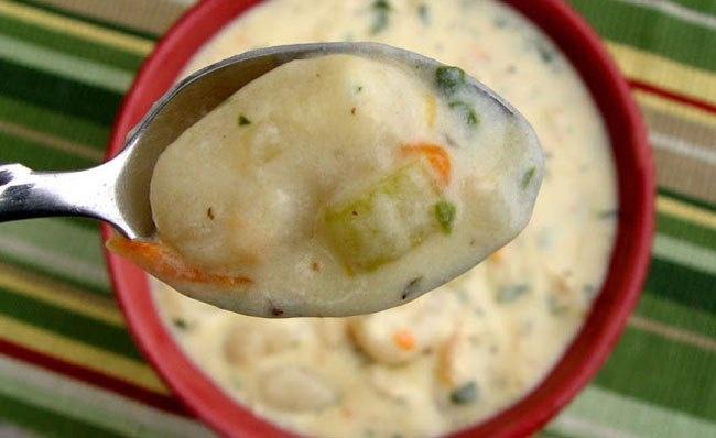 Daily Dinner Idea: Chicken Gnocchi Soup