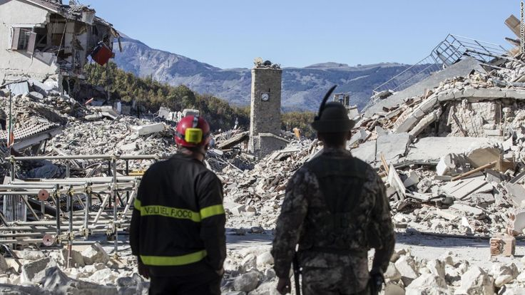 30 Oct. 2016 - A powerful 6.6-magnitude earthquake rocked central Italy on Sunday, injuring at least 20 people, in the strongest tremor to hit the country in more than three decades.