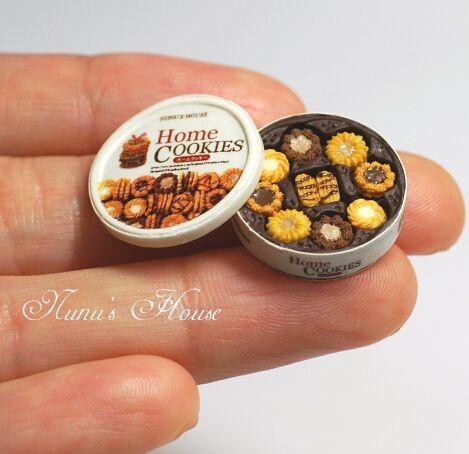 Mini cookies!