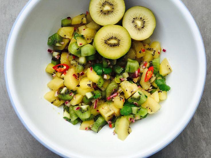 Kiwifruit Salsa