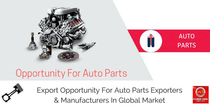 Export Opportunity For Auto Parts Exporters And Manufacturers In Global Market