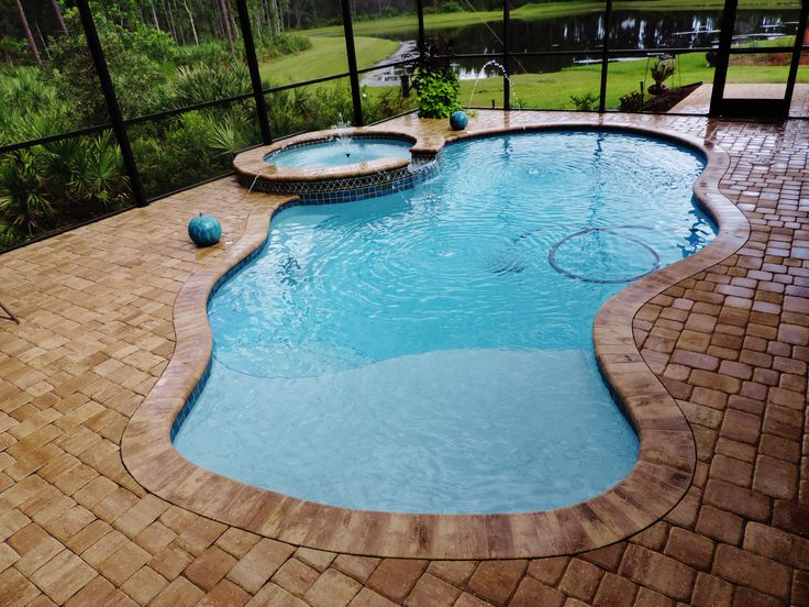 17 Best Images About Martin Pools Built This On Pinterest