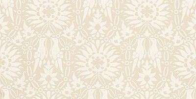 Renaissance (BP 2804) - Farrow  Ball Wallpapers - Renaissance is an enchanting pictorial print bursting with sunflowers, love birds and exquisite botanical detailing. Shown here in cream on light beige water based paints - more colours are available. Please request a sample for true colour match.
