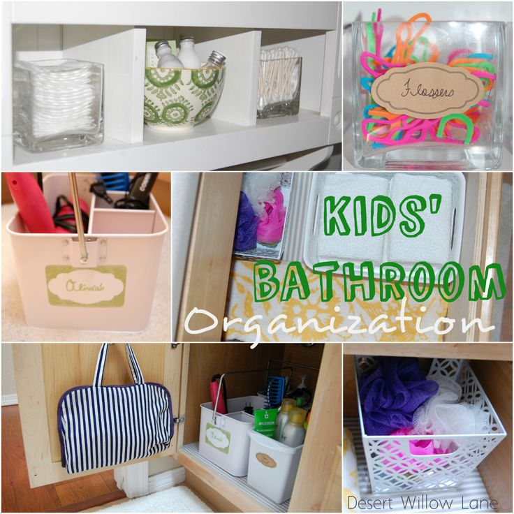 Bathroom Toy Storage Ideas: Best 25+ Kids Bathroom Organization Ideas On Pinterest