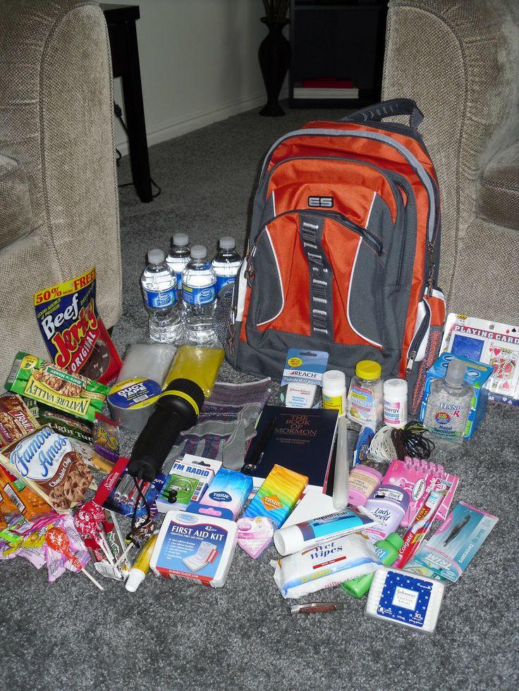 diy survival kit checklist