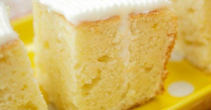 Лимонные пирожные от кондитера Бадди Валастро — Субботний Рамблер