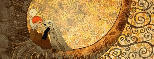 From the Book of Kells movie (beautiful art style)