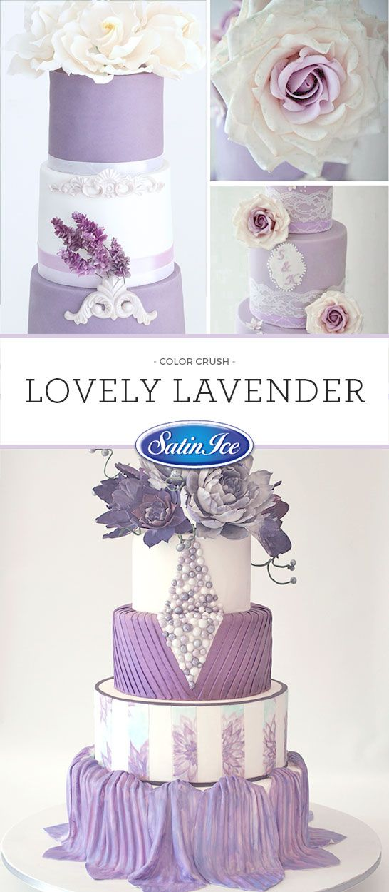 What more can we say? Lavender is simply lovely!
