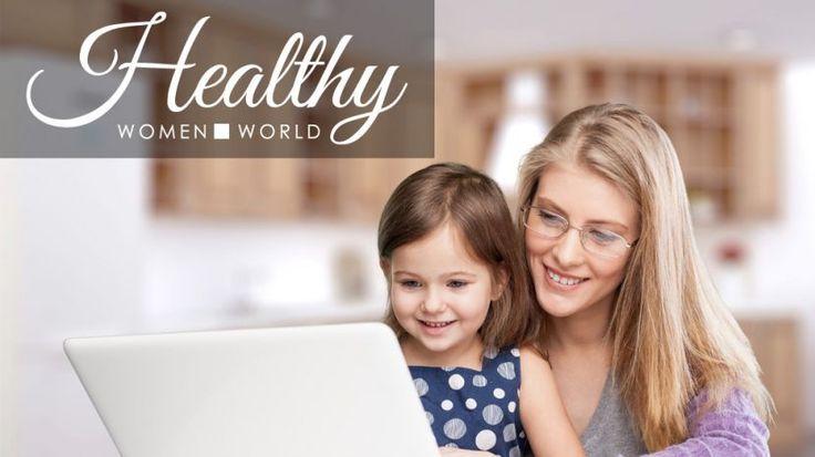 Healthy Women. Healthy World.