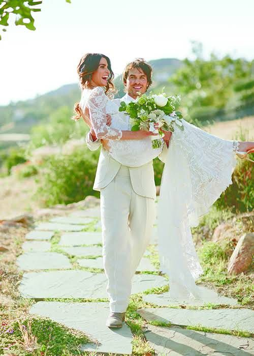 Nikki Reed Ian Somerhalder Wedding