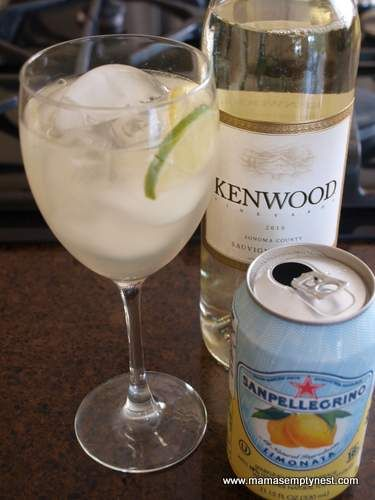 White, Citrus Wine Spritzer Recipe, White Wines, White Wine Spritzer ...