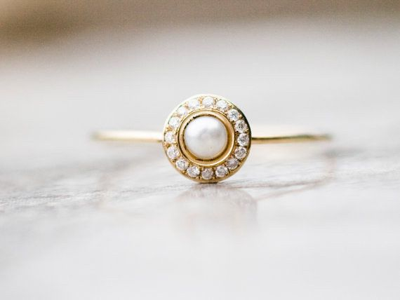 17 best ideas about Small Engagement Rings on Pinterest Small