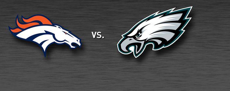 NFL: Broncos vs Eagles Live Streaming TV2PC
