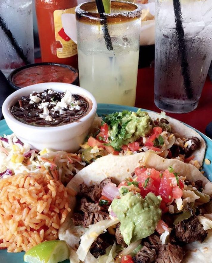 Enjoy this beautiful fall weekend with #mexican cuisine from Pacos Tacos and Tequila. Will it be tacos, a margarita or both? #Charlotte #SpecialtyShopsSouthPark Photo Cred: #kiraababee