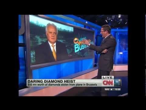 Don Palmieri, Chairman of Gemprint, on CNN International with Richard Quest 02-19-13 - YouTube