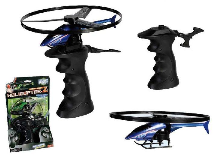 Comprar Helicóptero con Base Disparo al mejor precio. Disfruta con este helicóptero de plástico de aproximadamente 20 cm. Con base de disparo para poder hacerlo volar. Disfruta en compañía de los más pequeños con este juguete con buen Precio pero resultón.