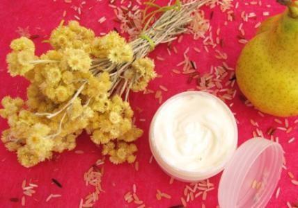 Recette : Crème anti-âge pour peaux couperosées à l'hélichryse italienne - Aroma-Zone