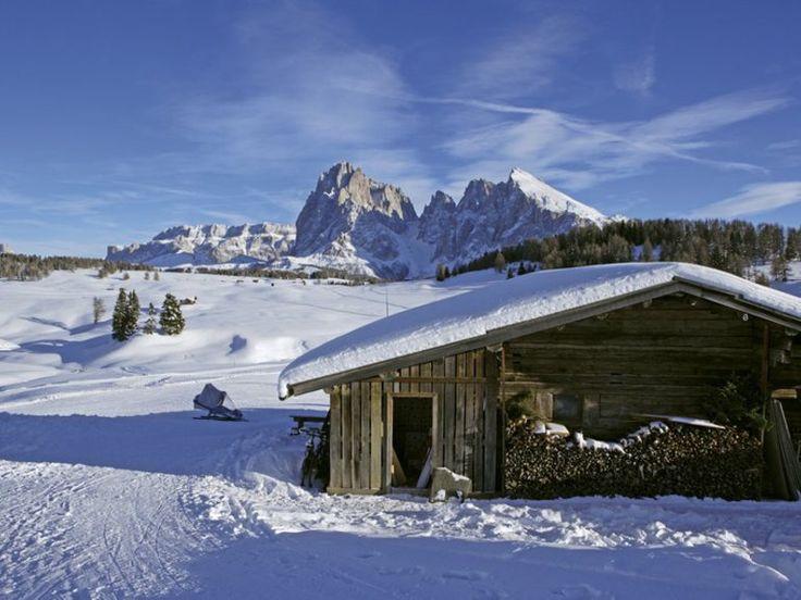 Das pure Wintervergnügen mit der Dolomiti Super Ski