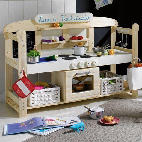 Spielküche selber bauen – Bauanleitung für Spiel…