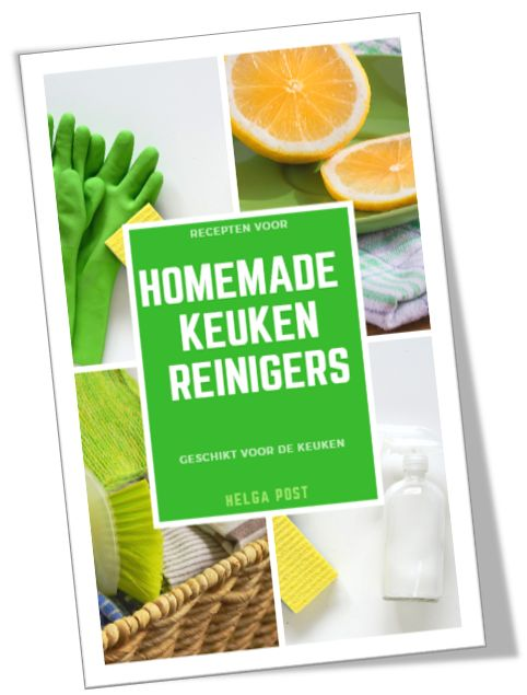 Homemade Keukenreinigers - Receptenboek
