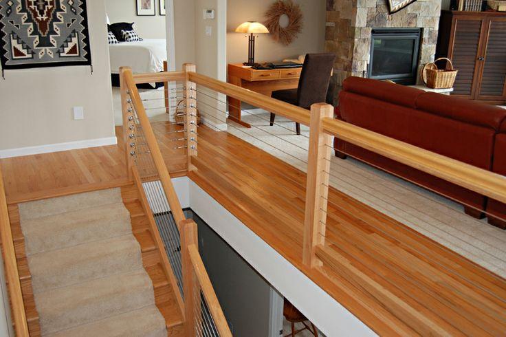 Indoor RailEasy Cable Railing System | ideas I love ...