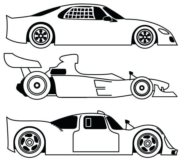 Cool Race Car Coloring Pages Race Car Coloring Pages Sports Coloring Pages Cars Coloring Pages
