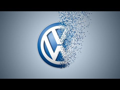 After effect tutorial | Particles logo trapcode particular - YouTube