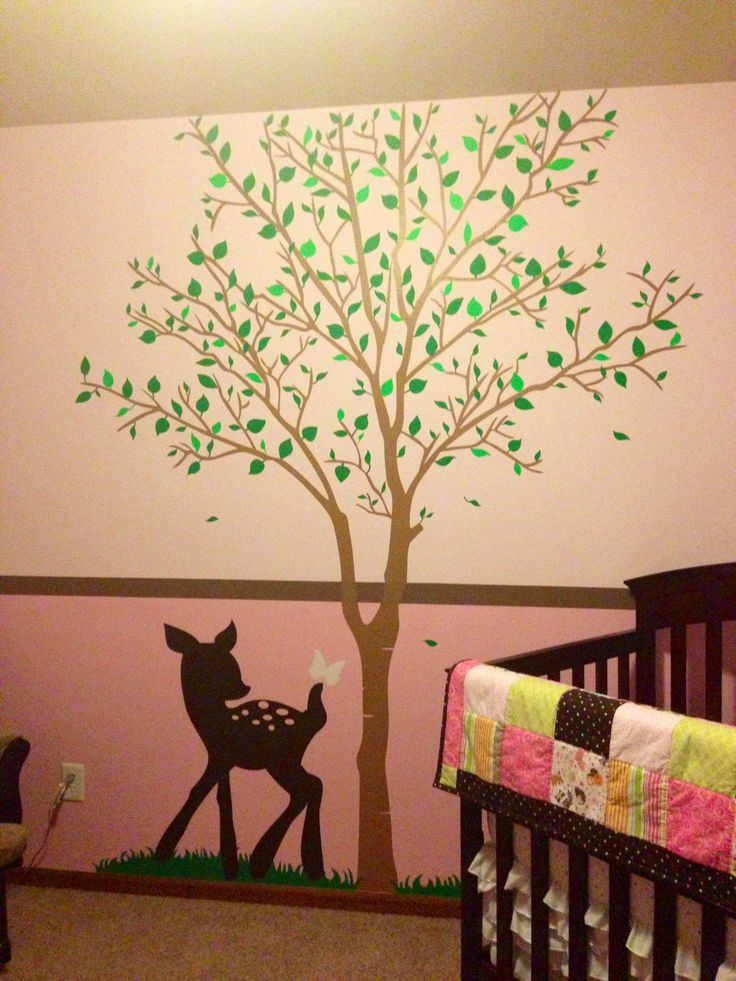 246 best Bring the trees indoors images on Pinterest | Child room ...
