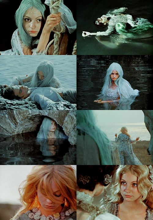 a list of favorite fairytale adaptations:Русалочка(The Little Mermaid), Soviet Union/Bulgaria, 1976