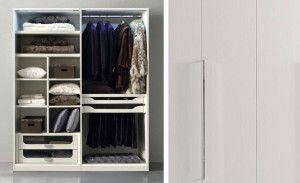 Modern Wooden Wardrobe Designs For Bedroom