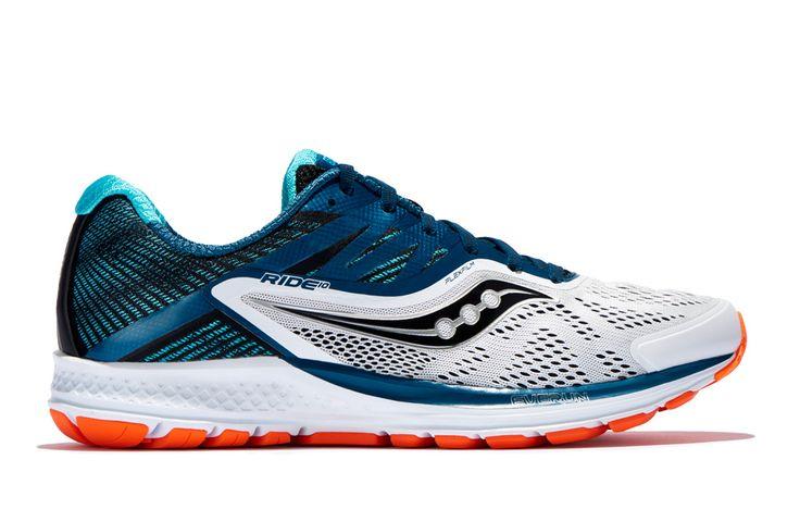 Saucony Ride 10 http://www.runnersworld.com/shoe-guide/the-best-running-shoes-of-2017/slide/10