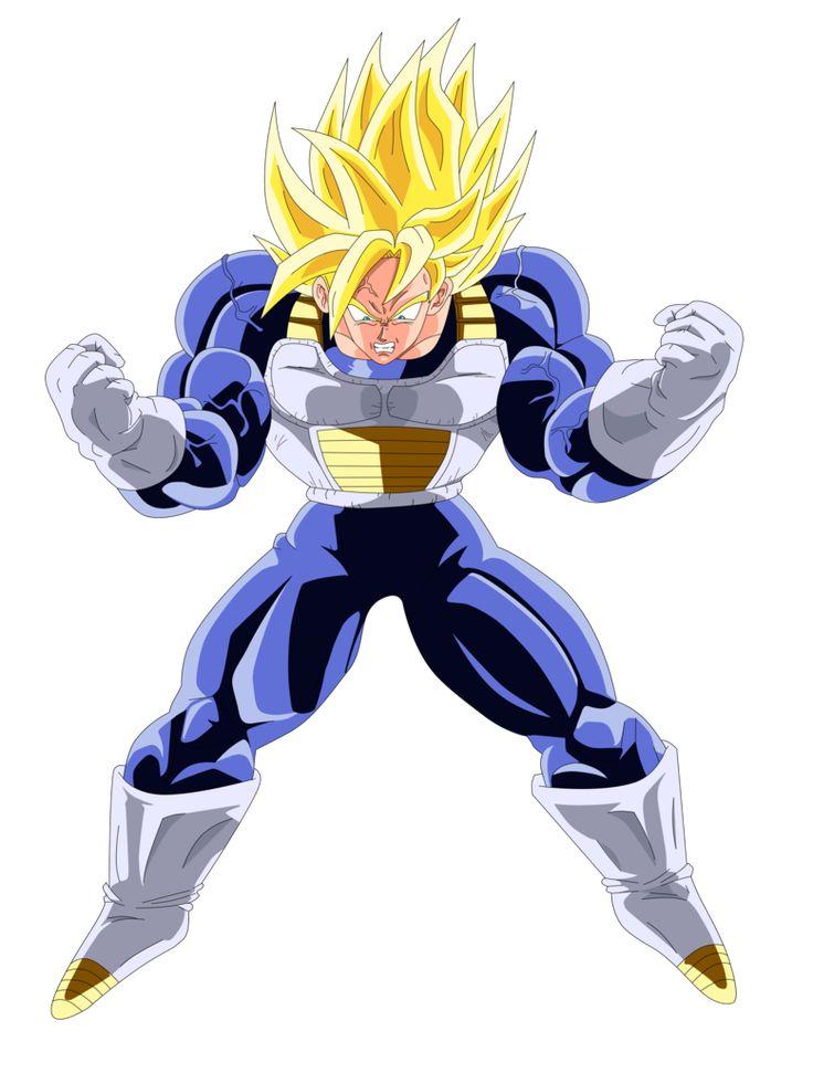 Goku Super Saiyan Dai San Dankai V2 by el-maky-z on DeviantArt