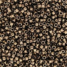 DB0022 - Metallic Bronze Delica Beads  - Size 11