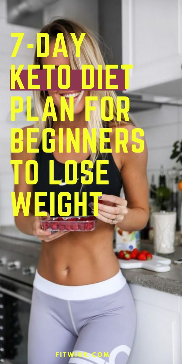 Keto Diet Plan: 7-day keto diet meal plan for beginners to lose weight and burn fat. #ketodiet #…