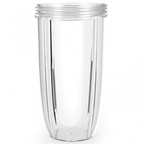 NutriCup 32oz BPA Free Colossal Cup for NutriBullet Pro 900W 600W Blenders