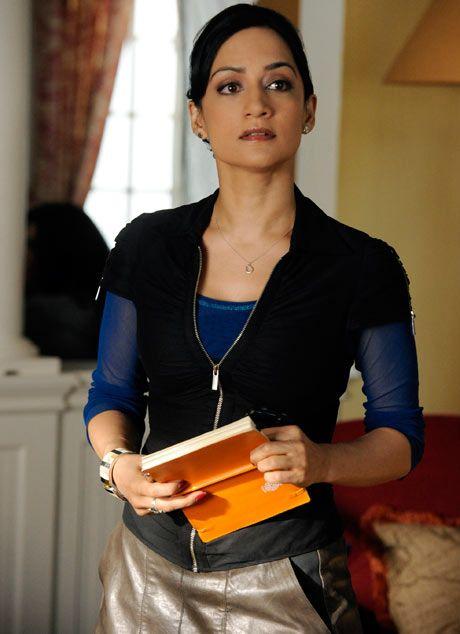 Archie Panjabi as Kalinda Sharma in The Good Wife. Photograph: Jeffrey Neira/CBS