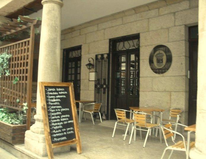 Restaurante-Jamonería Jaqueyvi (Tui)