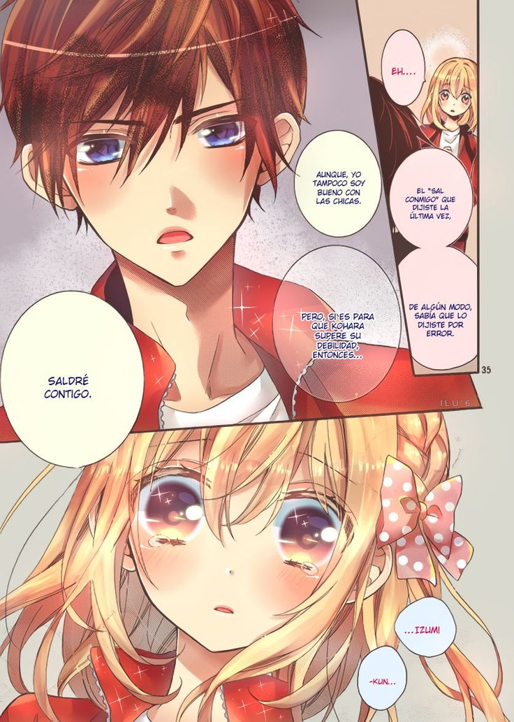 Doukyuusei ni Koi o Shita Capítulo 2 página 4 (Cargar imágenes: 10) - Leer Manga en Español gratis en NineManga.com